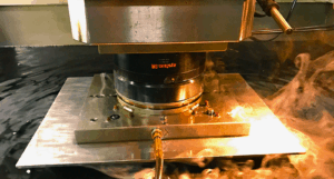 Sinker Electrical Discharge Machining