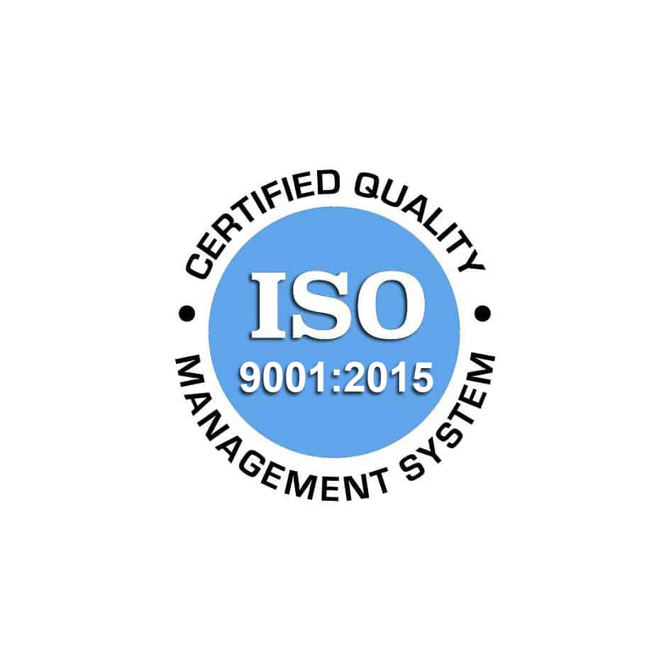 iso 9001-2015 certification logo