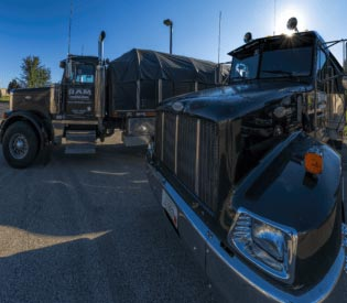 Ram Tool delivery trucks