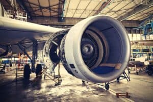 CNC parts for aircraft