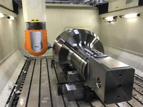 Large CNC Machining